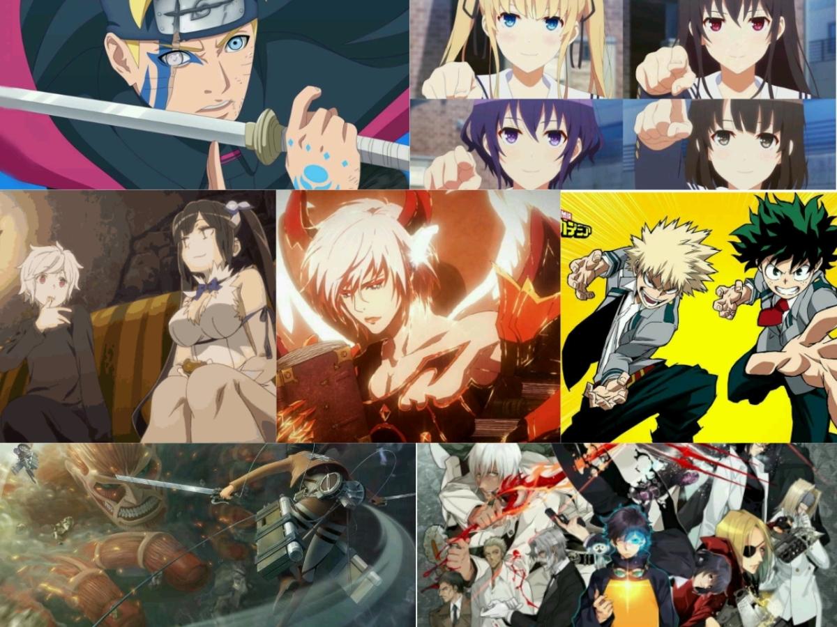 7 anime yang akan rilis di april